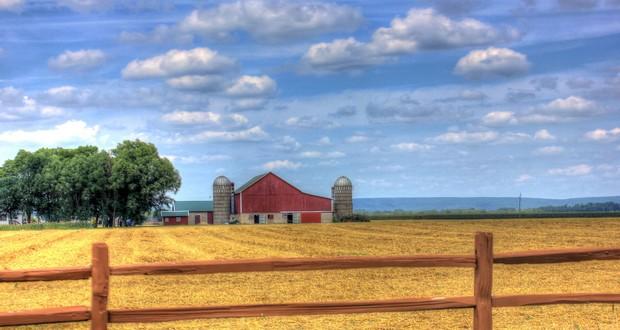 Gettysburg farmhouse