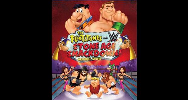 Flintstones & WWE Crossover