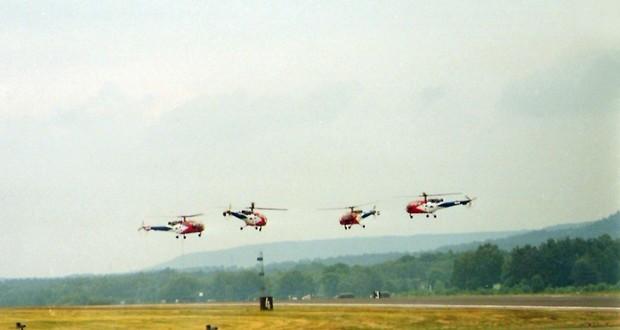 Helikopter-Streichquartett