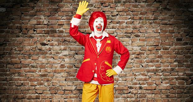 Ronald McDonald
