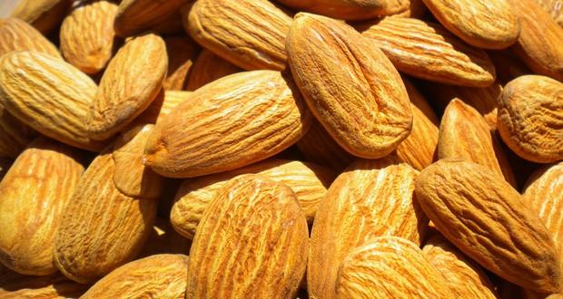 Single almond