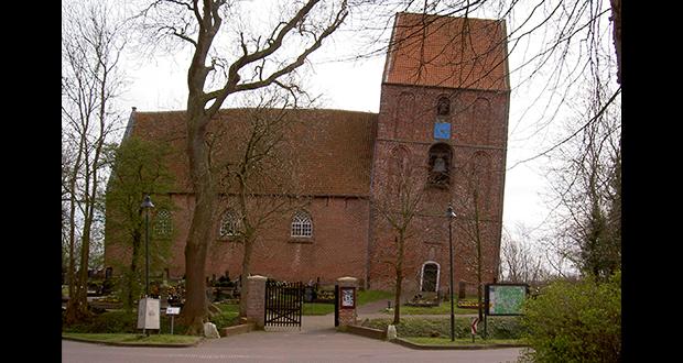 Leaning Tower of Suurhusen