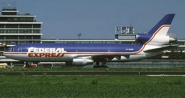 FedEx pilot