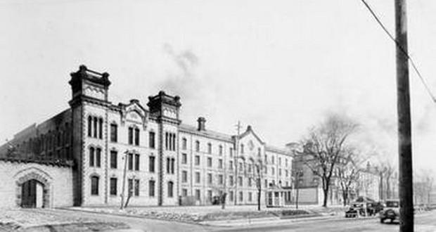 Ohio Penitentiary fire