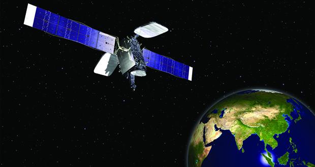 PanAmSat satellite