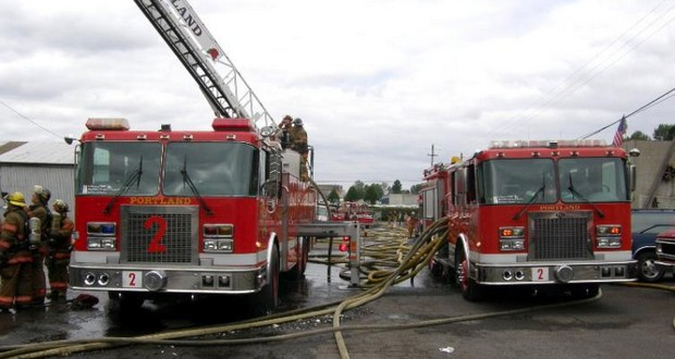 Fire Engine and fire truck