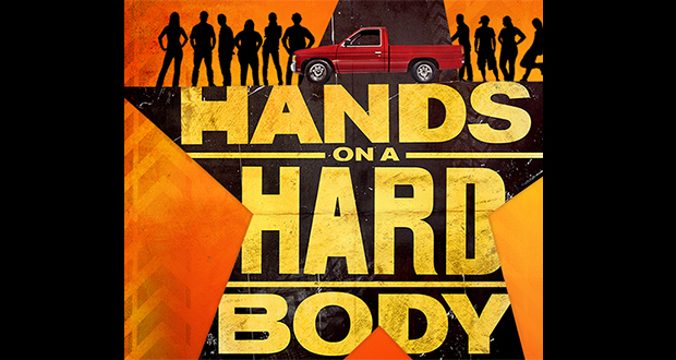 Hands on a Hard Body contest