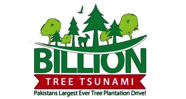 Billion Tree Tsunami campaign