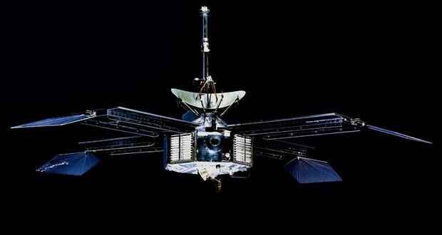 Mariner 4 Mars mission