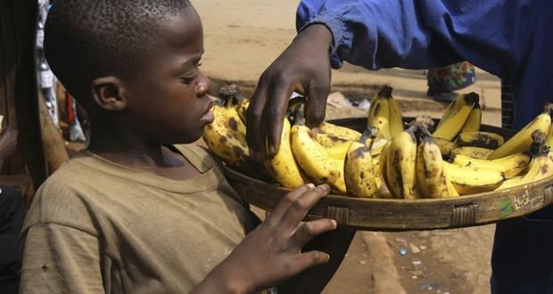 Flesh-eating bananas