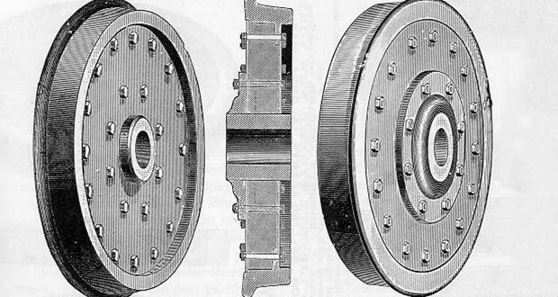Paper car wheel