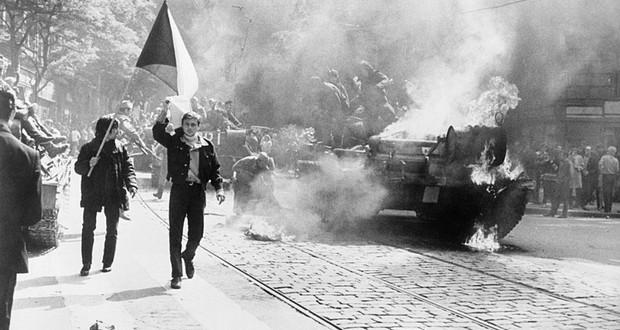 1968 Czechoslovakia invasion