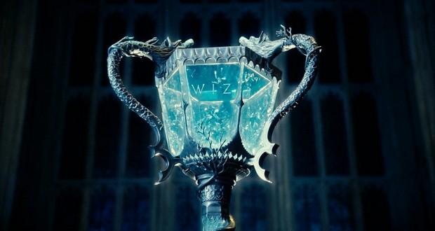 First Triwizard tournament