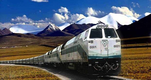 Qinghai–Tibet railway