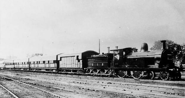 Mashriq–Maghreb Express