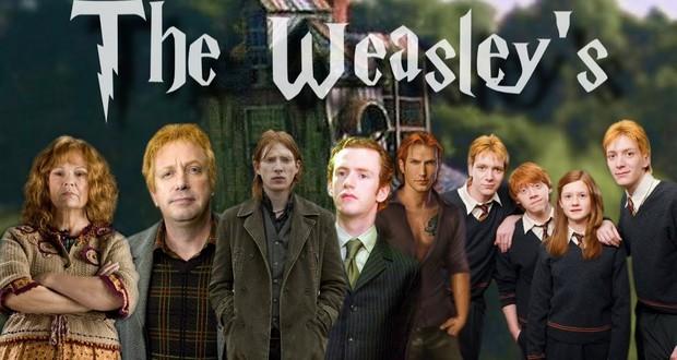 Weasley's family