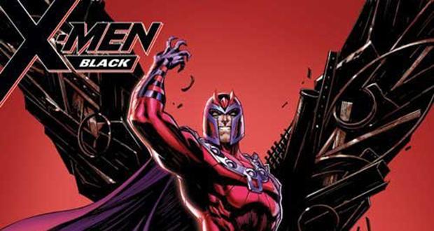 X-Men Black