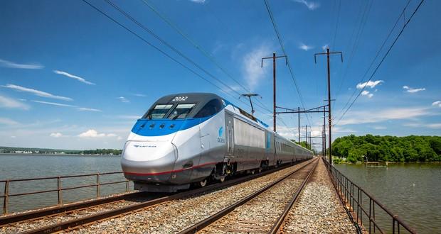 Amtrak delays