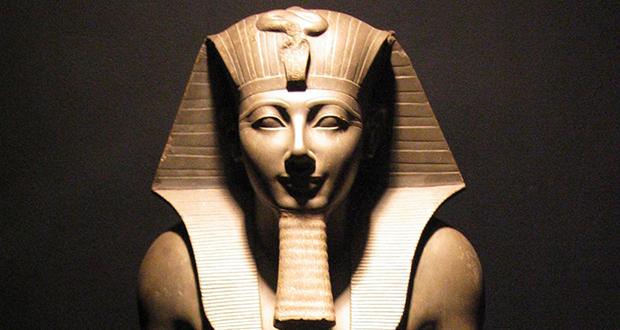 Pharaoh Thutmose III
