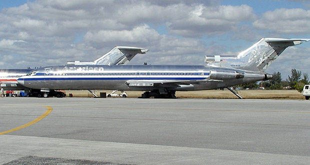 Boeing 727 disappearance