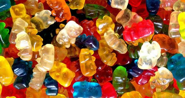 Roadkill Gummy candy