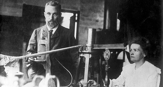 Marie Curie's Scandal