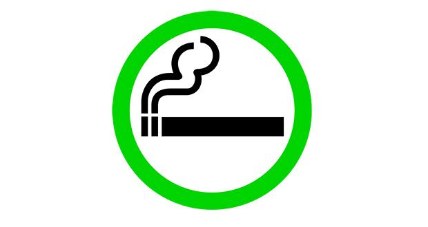 Smoking areas