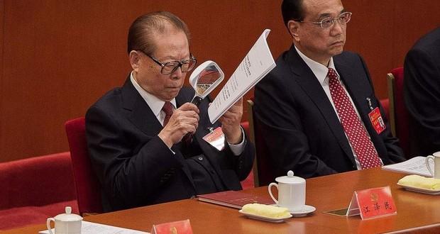 Jiang Zemin jet