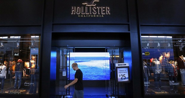 Hollister store chain