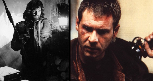 Blade Runner and The Thing