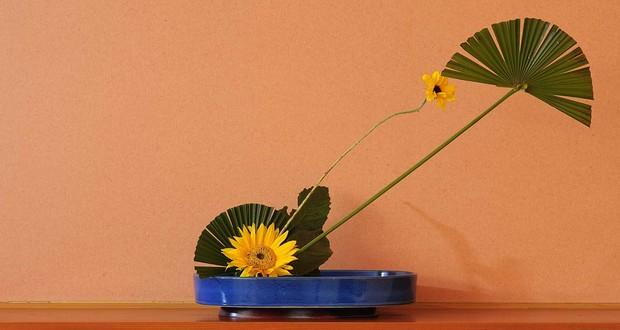 Master of Ikebana