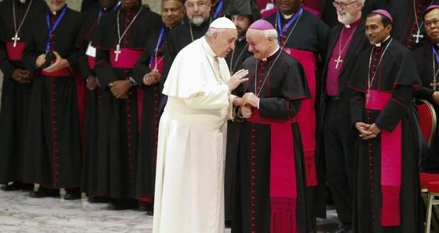 Pope Francis & John Paul II