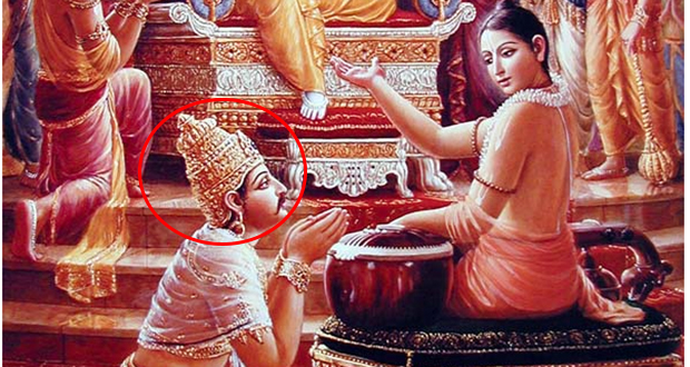 King Yudhisthira