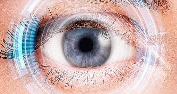 Human eyeballs