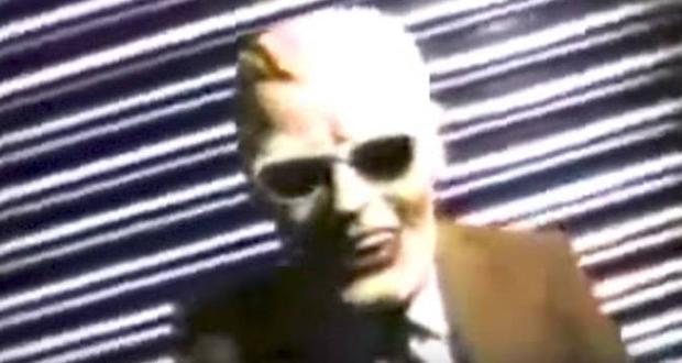 Max Headroom mask