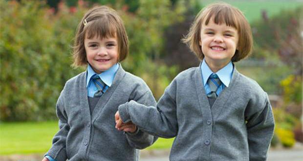 Amy and Katie Jones-Elliott