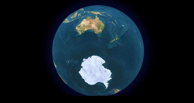 Australia and Antarctica