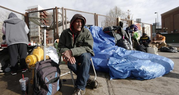 Albuquerque homeless