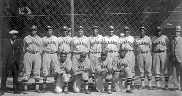 All-black baseball team