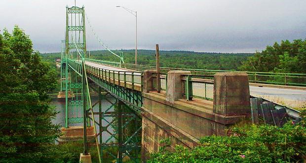 Waldo-Hancock Bridge