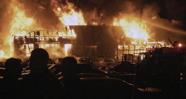 Lima nightclub fire