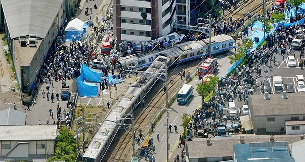 Amagasaki derailment