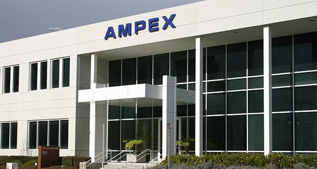Ampex CEO