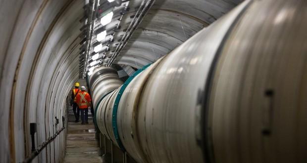 Seattle tunnels