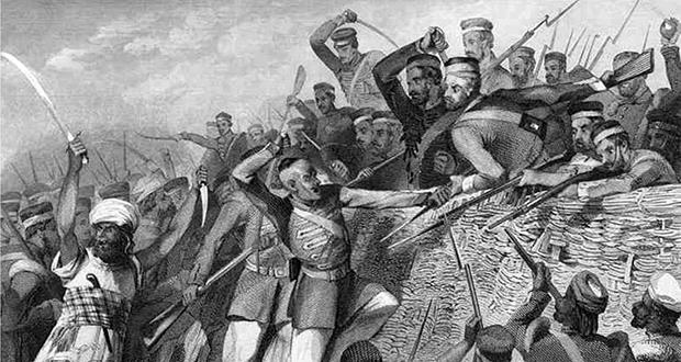 1857 Indian Rebellion