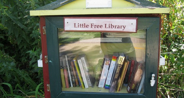 Free Little Library organization
