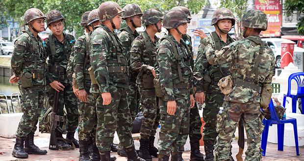 Thai coup d'etat