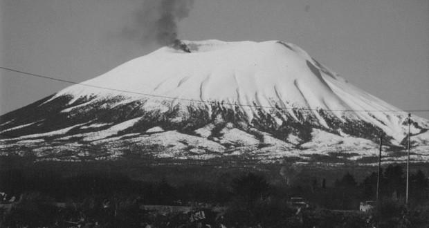 Edgecumbe volcano