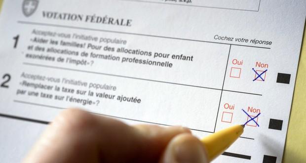 Switzerland voting