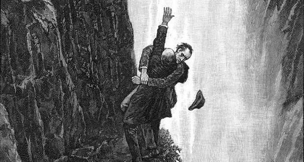 Death of Sherlock Holmes